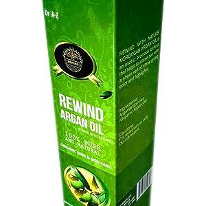 HEALTHY AND SHINY HAIR - 100% Pure Argan Oil can help heal dry scalps, repair damaged hair,