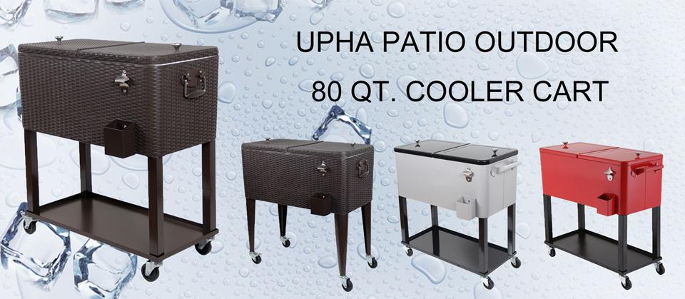 UPHA COOLER CART