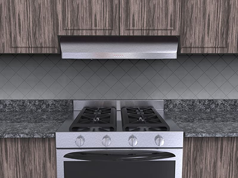 Proline Professional Under Cabinet Range Hood PLJW 125.36 900