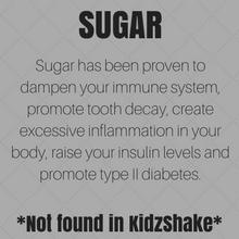 How To Increase Immunity To Truth Decay >> Amazon Com Kidzshake Kids Chocolate Cream Organic Protein Powder