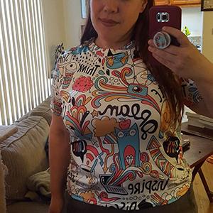 cute t shirts for women