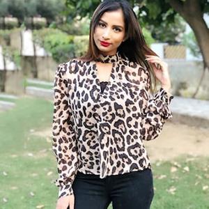 97e7ba9250d3d7 choker tops for women. sheer blouses for women. chiffon blouses for women