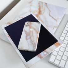 Vanilla Marble iPhone Cover, Vanilla Marble MacBook Cover, Vanilla Marble iPhone Case
