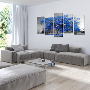 Canvas Print Wall Art Painting Contemporary
