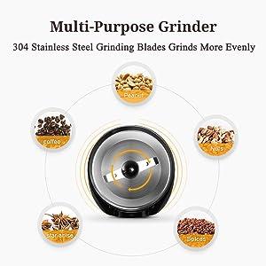 multi-purpose grinder