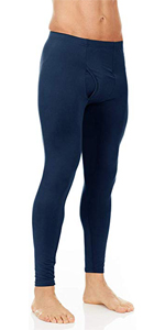 Thermal long underwear men is lightweight and keeps you at a comfortable temperature
