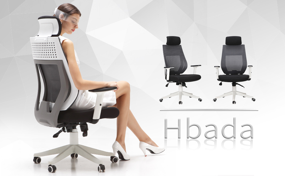 Amazon Com Hbada Ergonomic Office Chair High Back