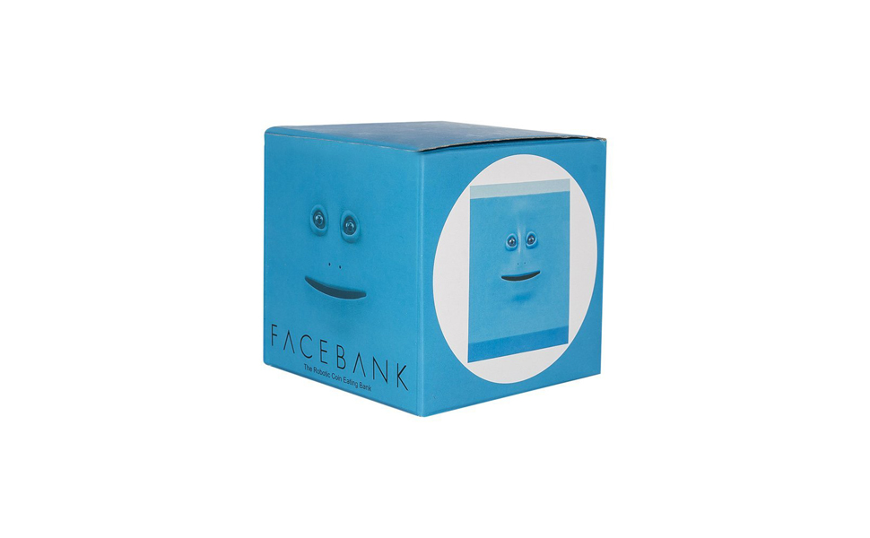 5f744dc1b86 Amazon.com  Convenient Gadgets   Gifts Face Bank Coin Eating Savings ...
