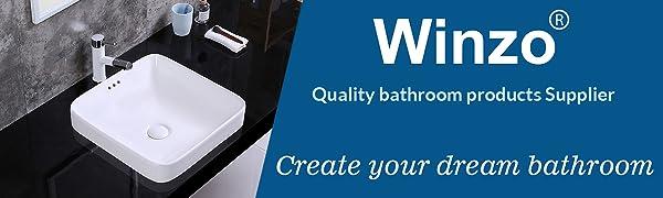 Winzo bathroom supplier