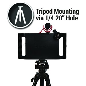 Table//Ceiling Mount for 100/% Wire-Free Cameras 2 Pack for Arlo by Dropcessories VMA1100 Black