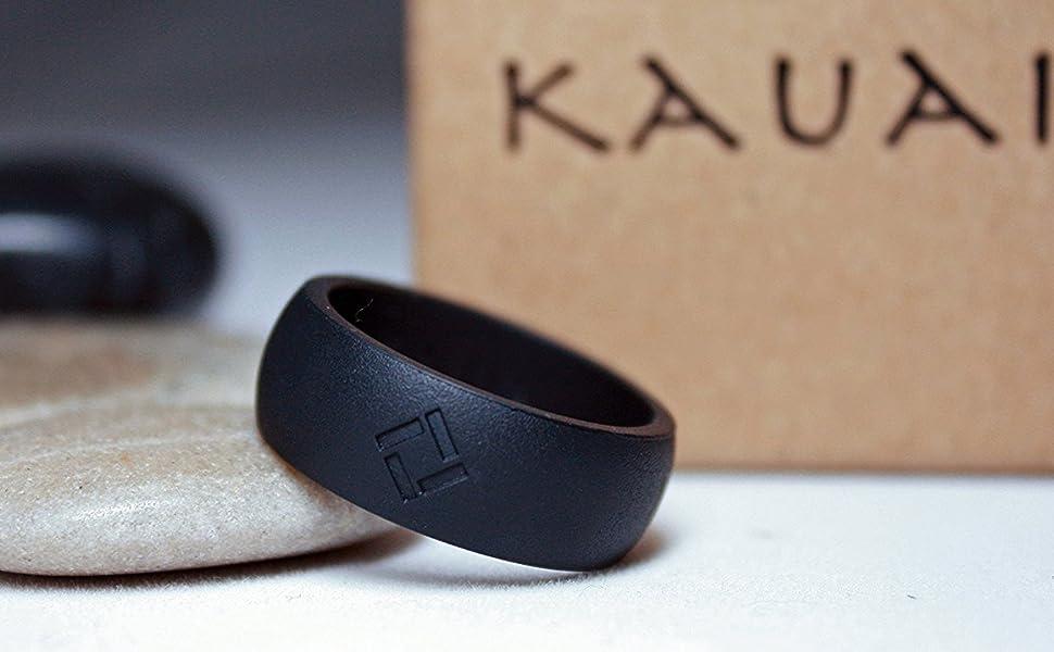 Kauai Silicone rings qalo