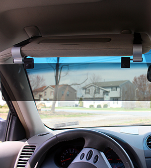 Amazon.com  Glare Guard Polarized Car Visor Extender  093073d4284