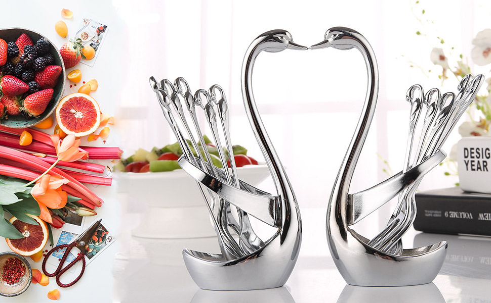 Fork Spoon Stand Holder