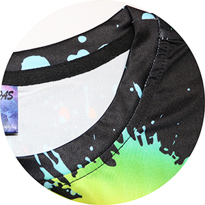 Polyester and Spandex Material