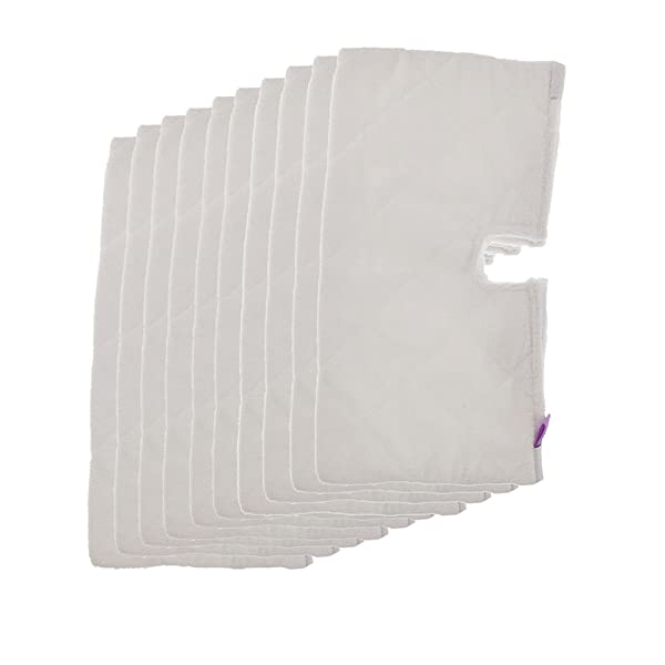 Amazon Com Fushing 10pcs Microfiber Replacement Cleaning