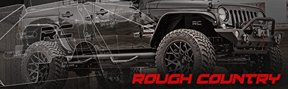 Rough Country - 620N2 - 4-inch Suspension Lift System w/ Premium N2 0 Shocks
