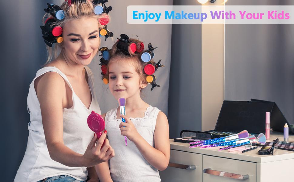 kids makeup brushes
