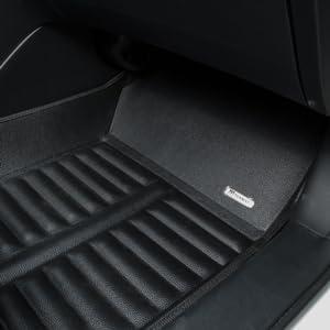 96-01 VW PASSAT SINGLE DRIVERS CAR MAT TAILORED FULLY 2 Clip