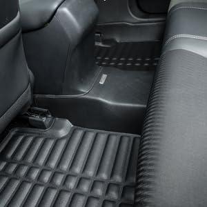 Amazon.com: TuxMat Custom Car Floor Mats for Volkswagen Atlas 2018-2019 Models - Laser Measured ...