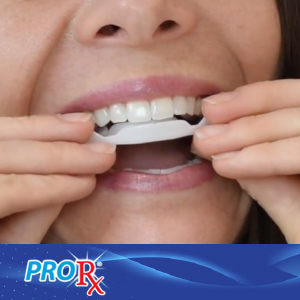 pro rx, dental guard, dental, guard, sleep right, thermoplastic, moldable