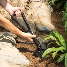 Foldable Military shovel