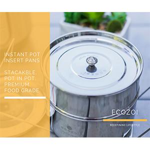ecozoi, pot in pot, steamer