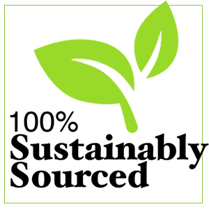 sourced sustainable