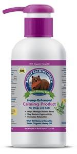 grizzly calming hemp oil aid