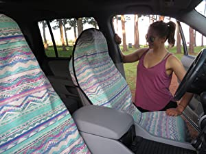 Protect Your Car Seats From Sweat And Sand Great For
