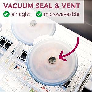Vacuum Seal & Air Vent
