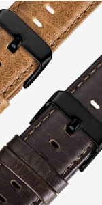 Pack of 2 Leather Bands