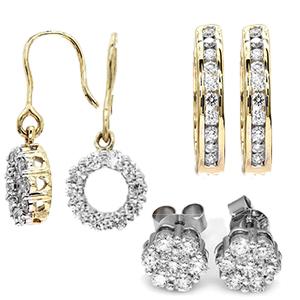 diamonds earrings 2