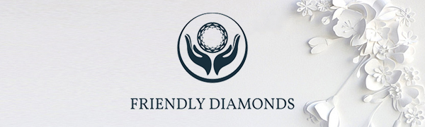 Freindly Diamond Banner