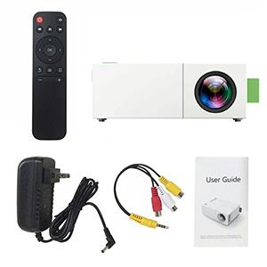 Amazon Com Weiliante Mini Led Hd Projector Home Theatre