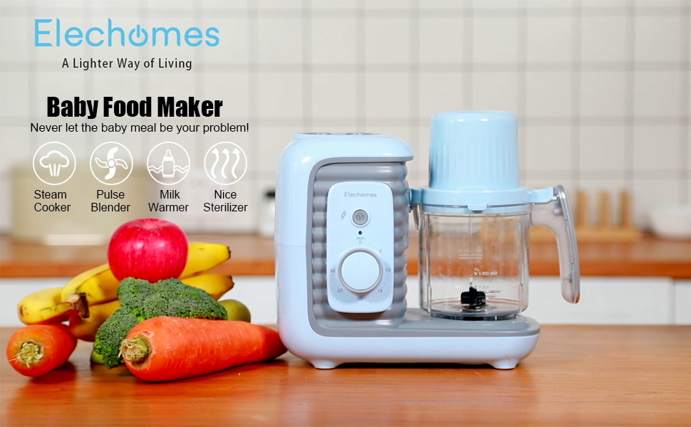 baby food maker cooker processor 1