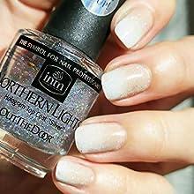 inm top coat nail lacqueur out the door nail polish nail