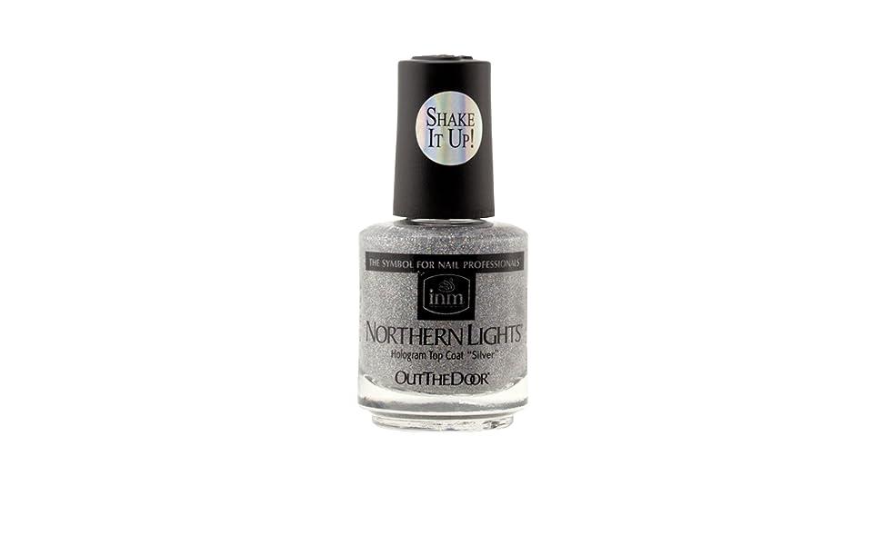inm top coat out the door nail polish