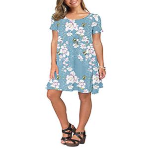 womens t shirt dress summer