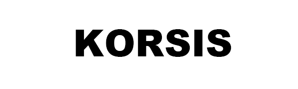 KORSIS Women's Short Sleeve Pockets Casual Loose Round Neck Knee Length Tunic T-shirt Dres