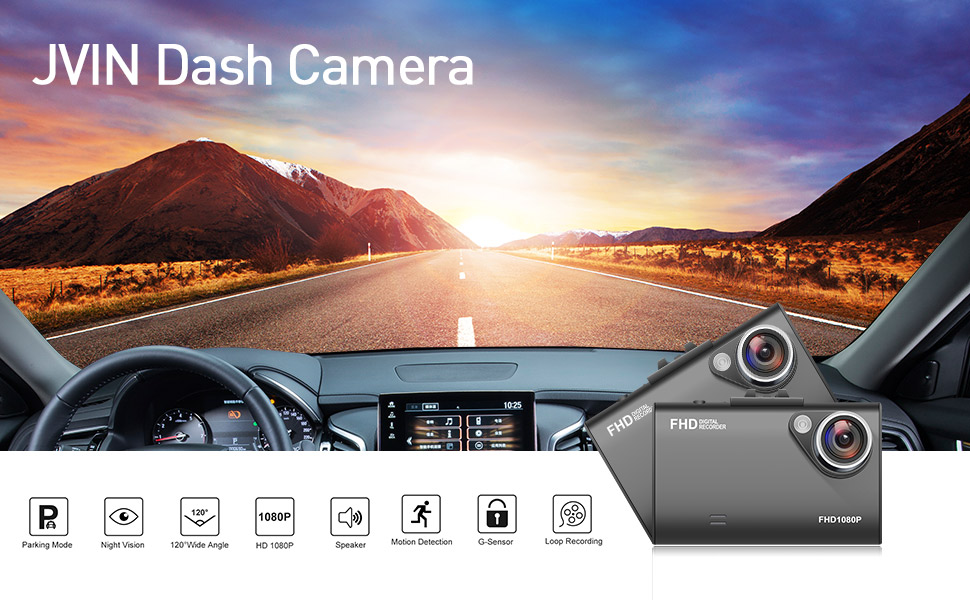 Amazoncom Car Camera JVIN Dash Camera For Cars FHD P Video - Car signs on dashboardlets be honest you have no idea what your car dashboard signs