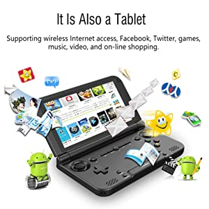 A full Function Tablet PC