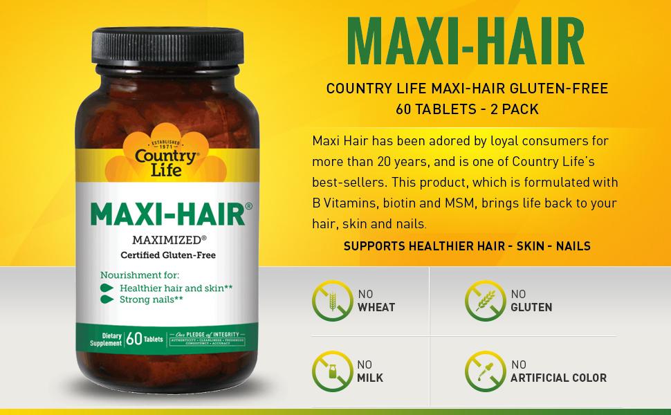 Maxi Hair