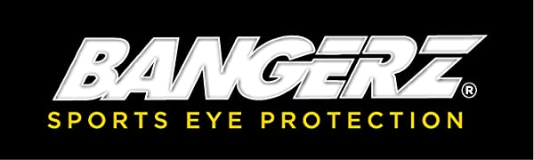 Bangerz sports eye protection over the glasses goggles lacrosse field hockey racquet racket goggles