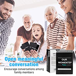 Open meaningful conversation
