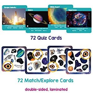 match, steal, strategy, fast card game, girls space gift, boys space gift, preschool space gift, fun