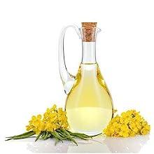 Bottle of Rapeseed Oil