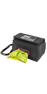 dog pet poop bag holder pouch
