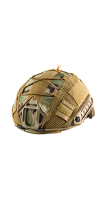 airsoft helmet cover