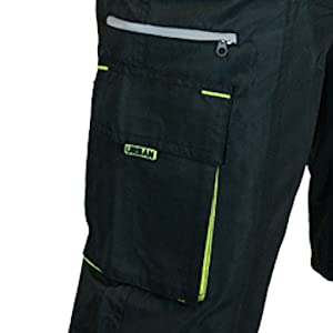 Double Pockets on Front MTB SHORTS