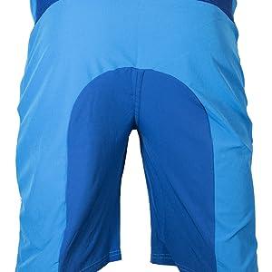 Four-Way Stretch MTB Shorts